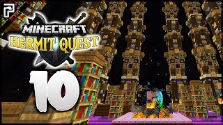 ⚔️ the almighty epic alchemy tower minecraft hermit quest 10
