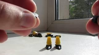 Как сделать военного робота из LEGO + самолёт