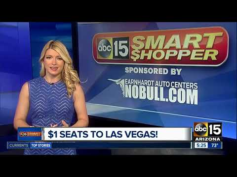 Get to Las Vegas for $1