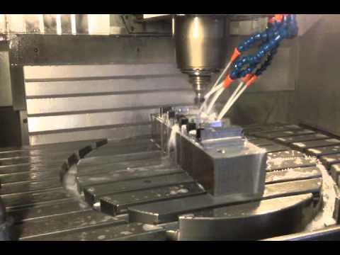 Magnum Precision Tools -  Magnum High Feed Cutting 4