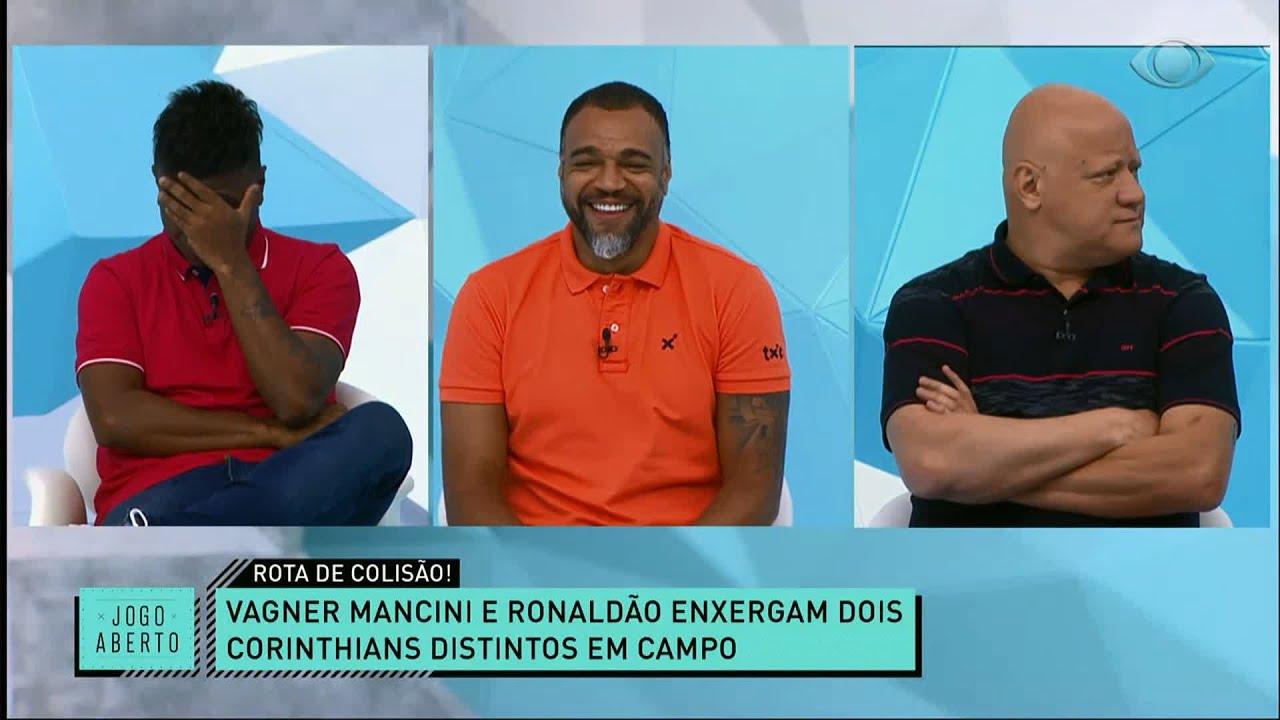 Download ZOEIRA SEM FIM! DENÍLSON SHOW SE DIVERTE APÓS DERROTA DO TIMÃO | JOGO ABERTO
