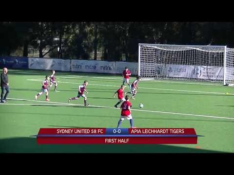 '(29/07/2017) Sydney United 58 FC vs Apia Leichhardt Tigers FC (U10 SAP Gala Day Game 1)