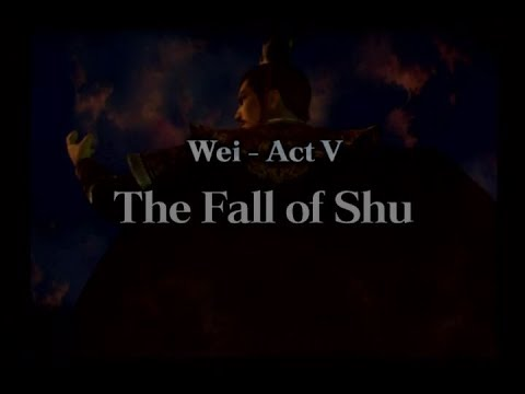 Dynasty Warriors 4 Wei Act V (Route B) The Fall of Shu Ep 27: Battle of Wu Zhang Plains