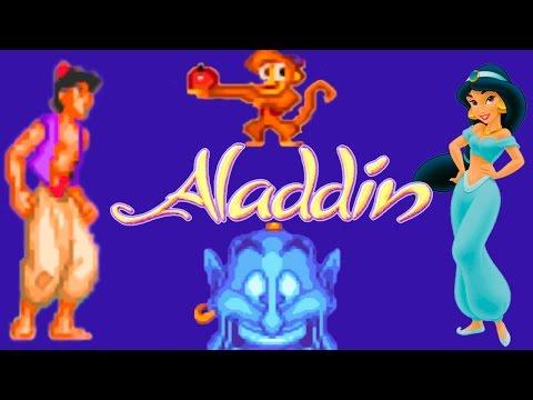 Aladdin (Аладдин) прохождение (Super Nintendo / SNES)