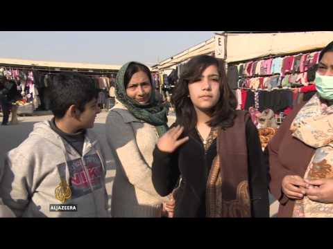 Health concerns over Islamabad's used clothing market