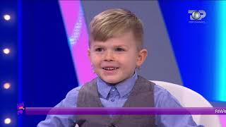 Ftese ne 5, Amar Lenjani, gjeniu 7 vjecar nga Kosova, 7 Janar 2019, Piesa 1