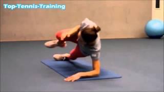 Упражнения для развития координации, баланса, стартовой скорости