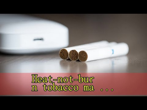 Heat-not-burn tobacco may not be part of Tokyo smoking law