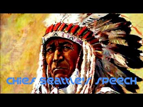 Chief Seattle Speech In Hindi Youtube