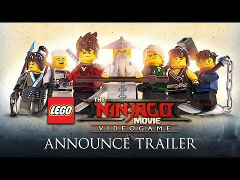 The LEGO® NINJAGO® Movie Video Game: Announce Trailer