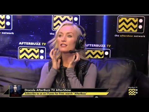 Dracula After    with Victoria Smurfit  November 22nd, 2013  AfterBuzz TV