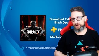 Call Of Duty Black Ops III GRATIS !!!!