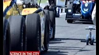 The University Of Malta Racing Team On Tvm News (maltese)
