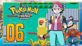 Pokémon Fire Red | #6 | Ciudad Carmin | Abra | Gloom