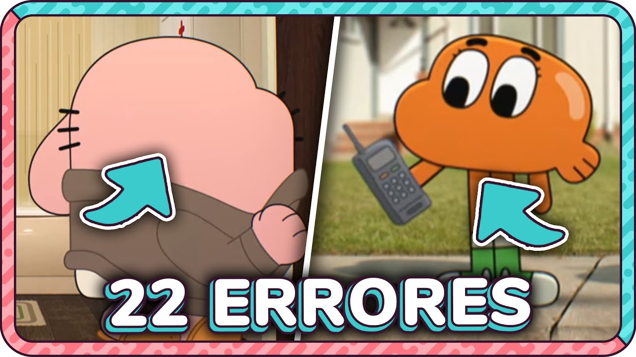 Download 22 ERRORES ABSURDOS en GUMBALL | Parte 3