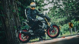 รีวิวและทดสอบ Yamaha MT-15 Sport naked น้องเล็กพิกัด 155 ซีซี ในตระกูล MT-Series