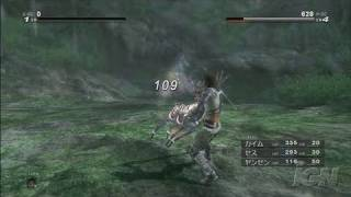 Lost Odyssey Xbox 360 Gameplay - Forest Combat (Import)
