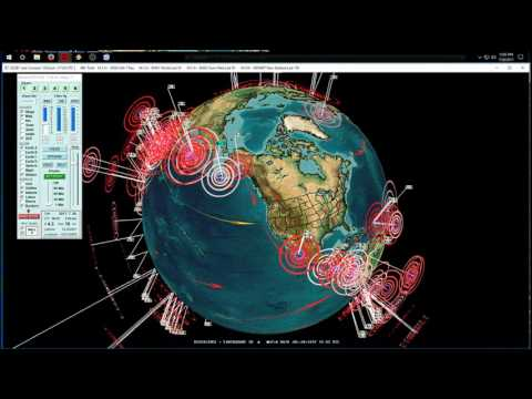 7/28/2017 -- United States + North America Earthquake Update -- Pressure Building on the West Coast