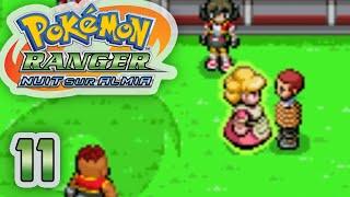 POKÉMON RANGER 2 : NUIT SUR ALMIA #11 - Let's Play