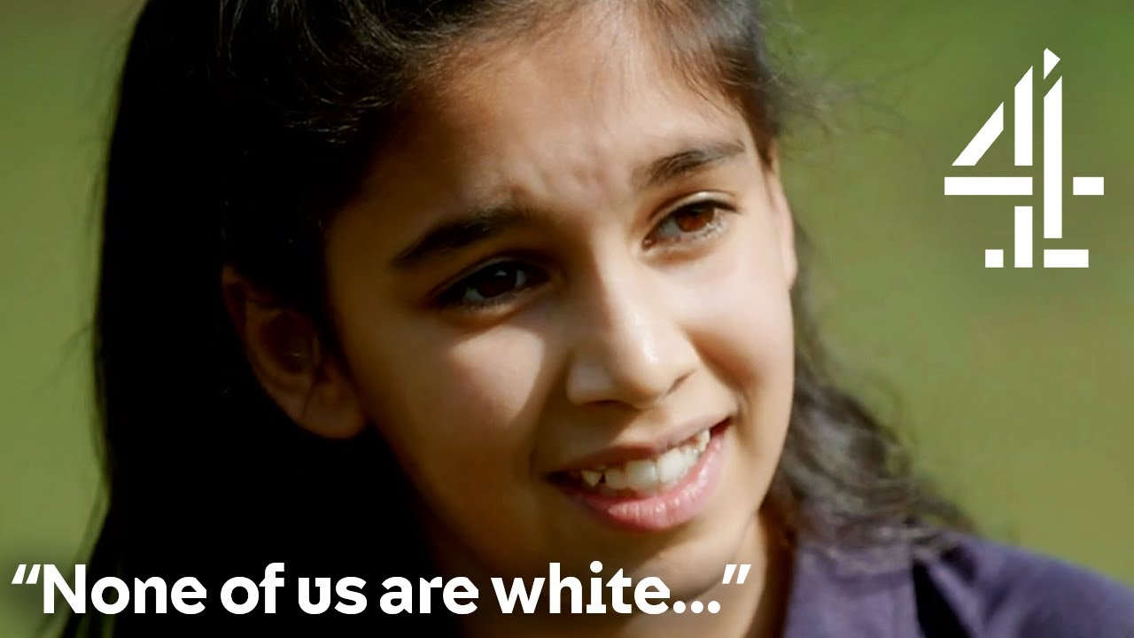 Heartbreaking Moment When Kids Learn About White Privilege | The School That Tried to End Racism