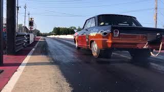 64 Nova Drag Car