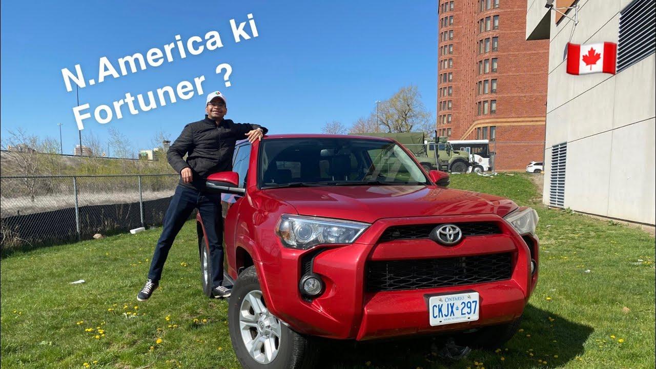 Toyota 4Runner | Old School New car | Hindi