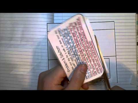 Problem & Solution (Nonfiction Text Structure) Interactive Notebook Activity (IRITN L10)