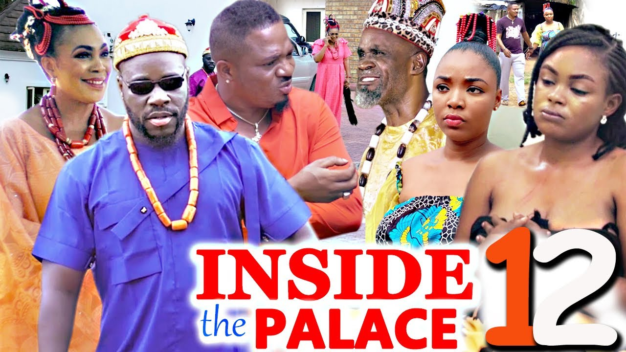 Download INSIDE THE PALACE SEASON 12 (New Movie) 2021 Latest Nigerian Nollywood Movie 720p