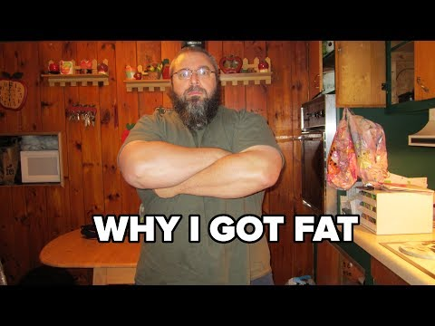 Why I Got Fat? My Story of Depression and Anxiety