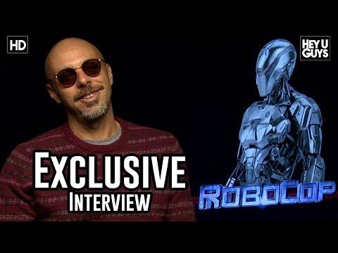 Director Jose Padilha - RoboCop Exclusive Interview