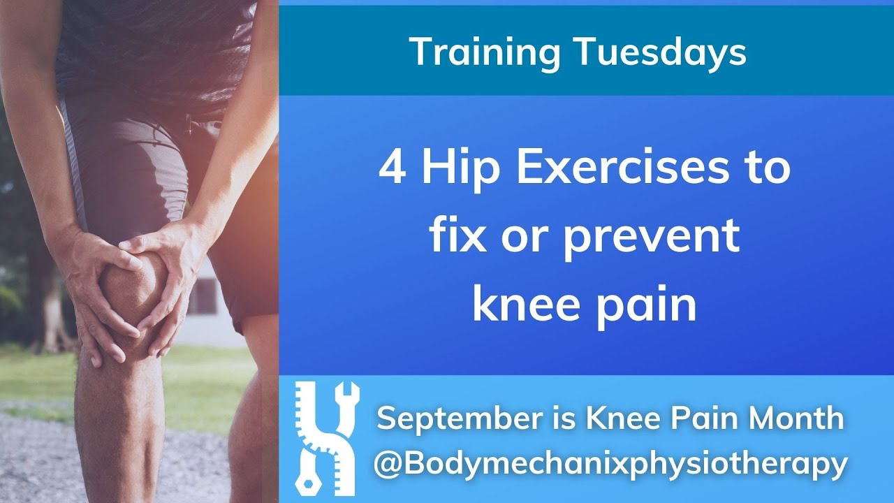 4 Underused Exercises for Fixing or Preventing Knee Pain