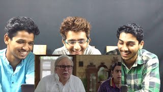 102 Not Out - Official Teaser - Teaser Reaction | QTR - Amitabh Bachchan  Rishi Kapoor  Umesh Shukla