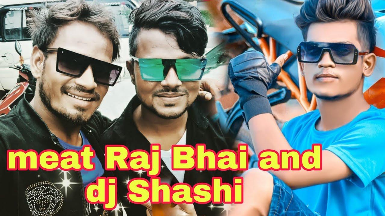 MET DJ SHASHI 🥰 IN RAJ BHAI SHOOTING 🤘
