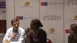 Benjamin Lancar et Rama Sall aux Mardis de l'ESSEC @ La Coupole, Paris