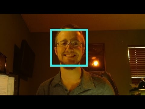 OpenCV Face Detection with Raspberry Pi - Robotics with Python p.7