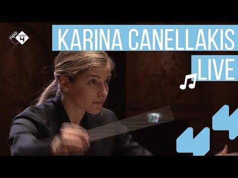 Karina Canellakis dirigeert Beethoven bij Radio Filharmonisch Orkest | NPO Radio 4