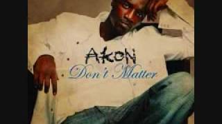Cover images Akon - Don't Matter