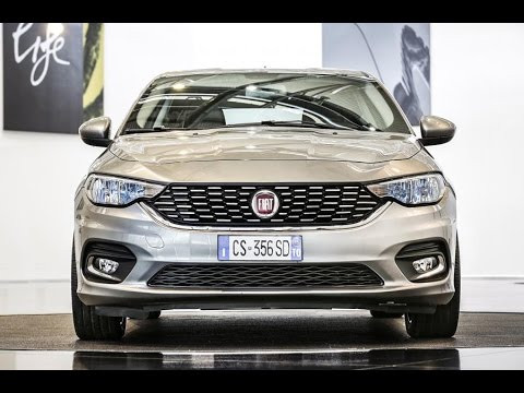 2016 Fiat Tipo Youtube