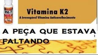 Vitamina K2 (mk-7): A PeÇa Que Estava Faltando (cÁlcio Para Os Ossos)