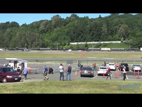 Spotting Adventure at Boeing Field