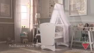 Колыбель для новорожденных Star