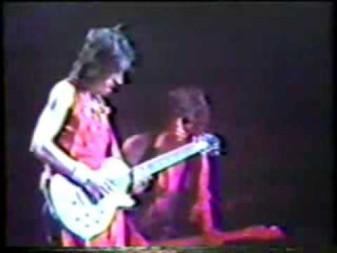 Keith Richards, Ron Wood   Worried Life Blues 1979