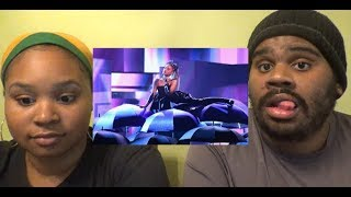 ARIANA GRANDE - NO TEARS LEFT TO CRY LIVE @ BBMAS (ICONIC ) - REACTION