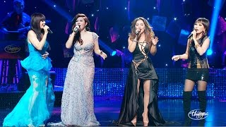 Khánh Hà with MT, Ngọc Anh, NHN - Niềm Đau Chôn Dấu (Lời Việt: Lữ Liên) PBN Divas Live Concert