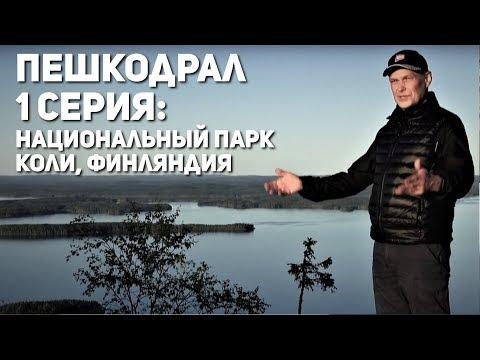 Пешкодрал 1 серия: Национальный парк Коли, Финляндия. 6+