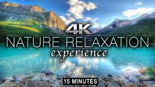 For 15 minutes, you'll be gracefully swept from one immersive nature relaxation paradise to the next as you enjoy a dynamically changing set of minute te...
