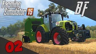 Farming Simulator 15 | Belgique Profonde V2.5 | Episode 2