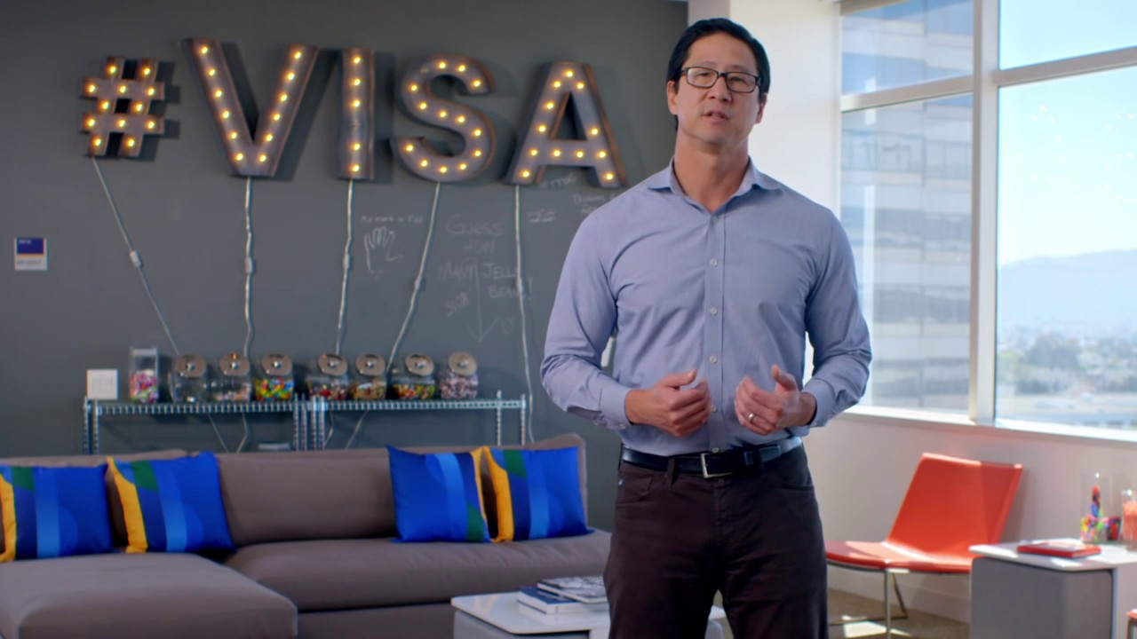 Powered By Visa