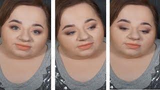 Dzienny makijaż - total matt