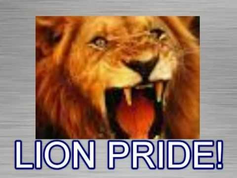 Detroit Lions song: Lion Pride!